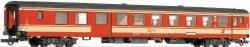 Пътнически вагон BDmpsz - Втора класа с багажно отделение - ЖП модел -