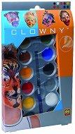 Бои за лице - Комплект от 10 цвята