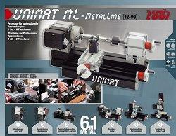 Трансформираща се работилница - Unimat ML -  Metal Line - 6 машини в 1 -