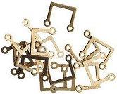 Метални държачи - Резервни части за корабни модели и макети -