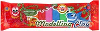 Пластилин - Комплект от 10 цвята