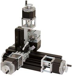 Автоматизирана мини фреза - Uni-Fraes 3 -