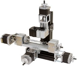 Автоматизирана мини вертикална фреза - Uni-Fraes 4 -