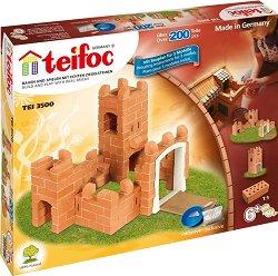 Малка средновековна крепост - 3 в 1 -