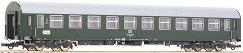 Пътнически вагон Y/B 70 - Втора класа - ЖП модел -