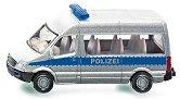 """Полицейски микробус - Метална количка от серията """"Super: Police"""" -"""