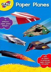 Оригами - Самолети - Творчески комплект -