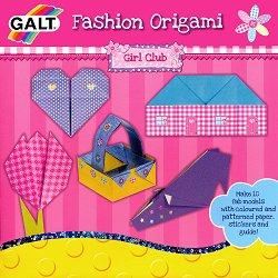 Оригами - Момичешки клуб - Творчески комплект -