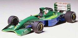 Болид - Jordan 191 - Сглобяем модел от Формула 1 -
